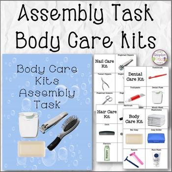 Body Care Kits Assembly Task