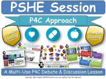 Body Changes - Multi-Use Lesson [PSHE / Health Education]