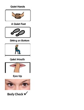 Body Check Visual