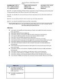 Body Composition Unit Guide (with Formative Assessment)