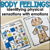 Body Feelings Activity: Exploring How the Body Feels With
