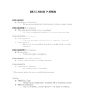 Body Image Research Paper