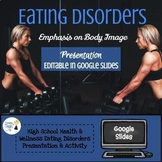 Body Image and Eating Disorders Google Slides Presentation