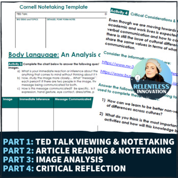 Body Language - Decoding What They're Saying - Assignment