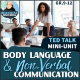 ⭐Working with Others Understanding Body Language Non-Verbal Communication