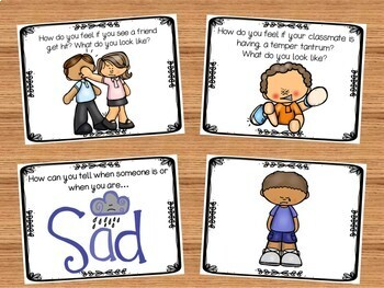 Social Skills Body Language Story and Activity