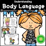 Social Skills Body Language Story and Activity