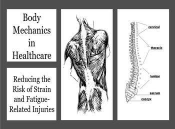 Body Mechanics in Healthcare: Reducing the Risk of Strain & Fatigue Injuries