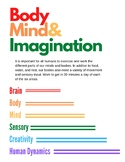 Body Mind & Imagination: Sensory Activities and Challenges