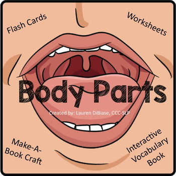Learning Body Parts Resource