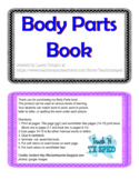 Body Parts Adapted book