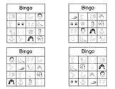 Body Parts Bingo ESL PDF