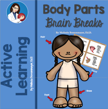 Body Parts Brain Break Activities