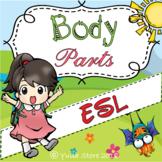 Body Parts ESL