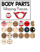 Body Parts Missing Pieces Task Box | Task Boxes for Special Education