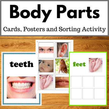 Body Parts Pack 2