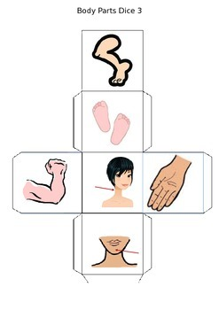 Body Parts Resource Pack