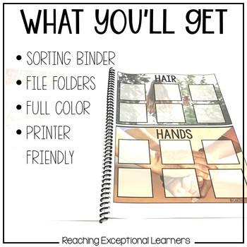 Body Parts Sorting