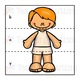 Body Parts Spelling Puzzles