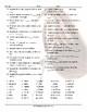 Body Parts Wacky Trails Spanish Worksheet
