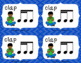 Body Percussion Cards - Duple Level 2