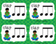 Body Percussion Cards - Triple Level 1