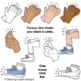 Body Percussion Clip Art   Kids clapping, tapping, clickin