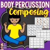Body Percussion Composing