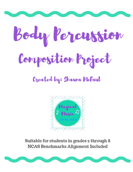 Body Percussion Composition Project