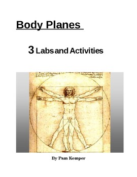 Body Planes - Labs and Activities