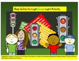 Body Safety Red Light Green Light Activity Pack TF-CBT aligned