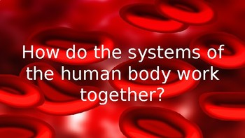 Body System Connections Slideshow - Utilizes Discovery Education