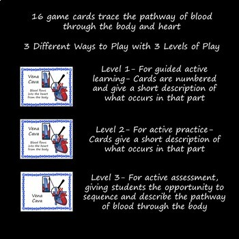 Body System Pathway Games Bundle