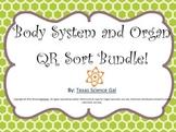Body System and Organ QR Sort Bundle