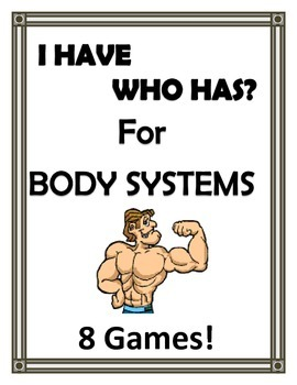 HUMAN BODY SYSTEMS GAMES