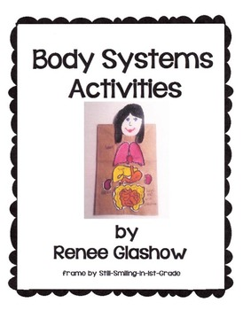 Body Systems Activities