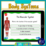 Body Systems BOOM Cards