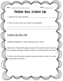 Body Systems Bones and Joints Movable Back Science Lab 3.L.1.1