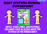 Body Systems Bundle - PowerPoint