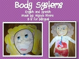 Body Systems (English & Spanish)