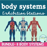 Human Body Systems Stations BUNDLE