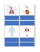Body Systems File Folder Activity
