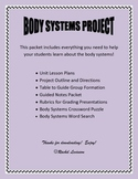 Body Systems Group Project - Research, Poster, Presentation
