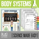 Body Systems Made Easy- Student Notes and Powerpoint