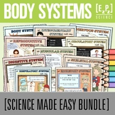 Body Systems Made Easy Bundle- Student Notes and Powerpoint