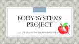Body Systems Project with Assessment & Rubrics
