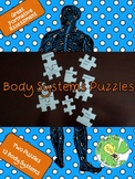 Body Systems Puzzles