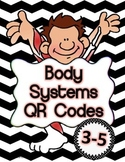 Body Systems QR Codes 3-5