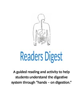 Body Systems - Readers Digest