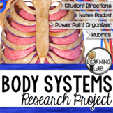 Body Systems Guided Research Project